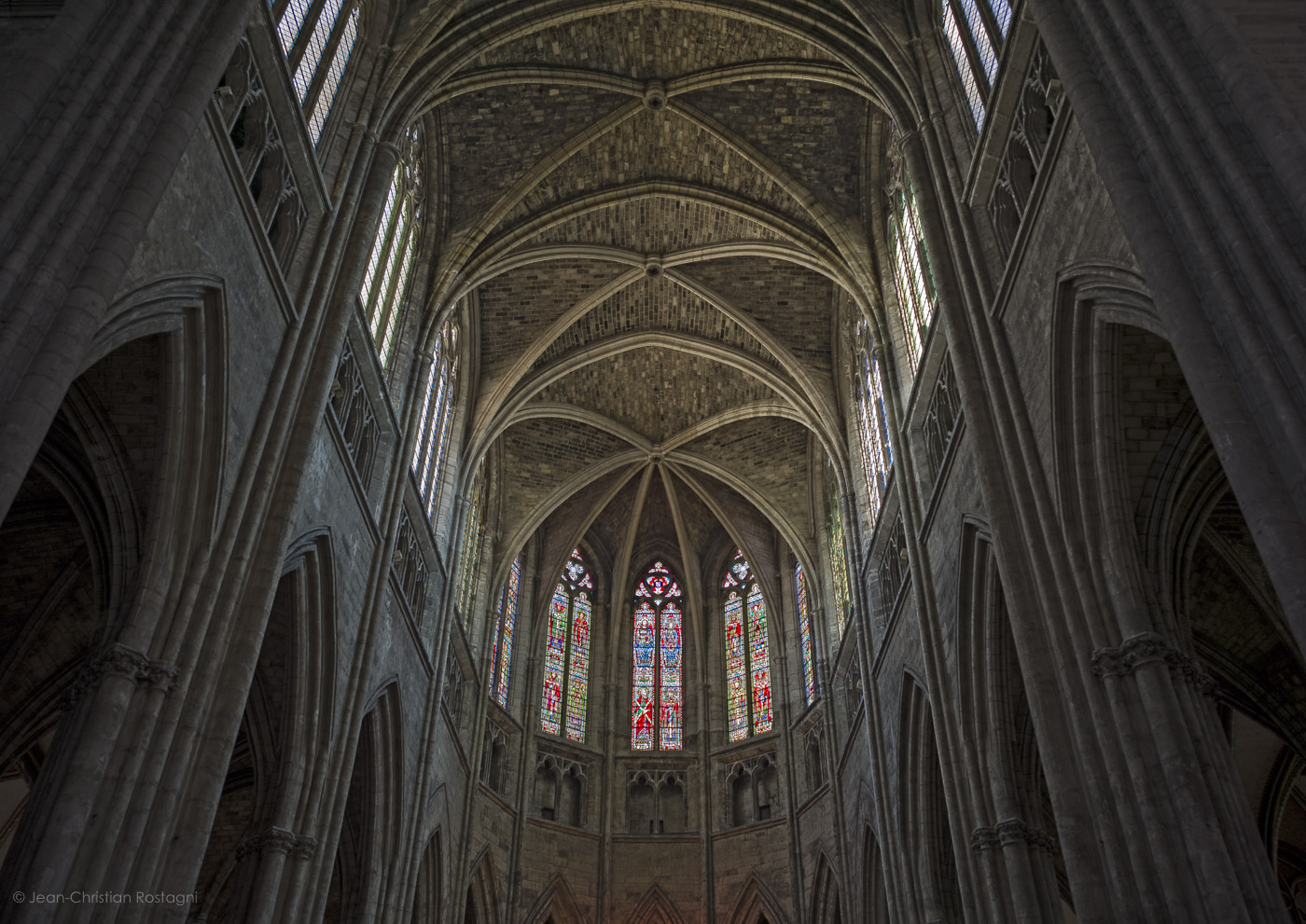 cathedrale saint andre, bordeaux
