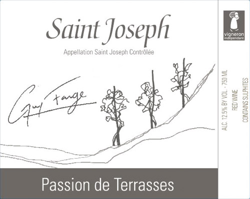 Farge, Passion de Terrasses