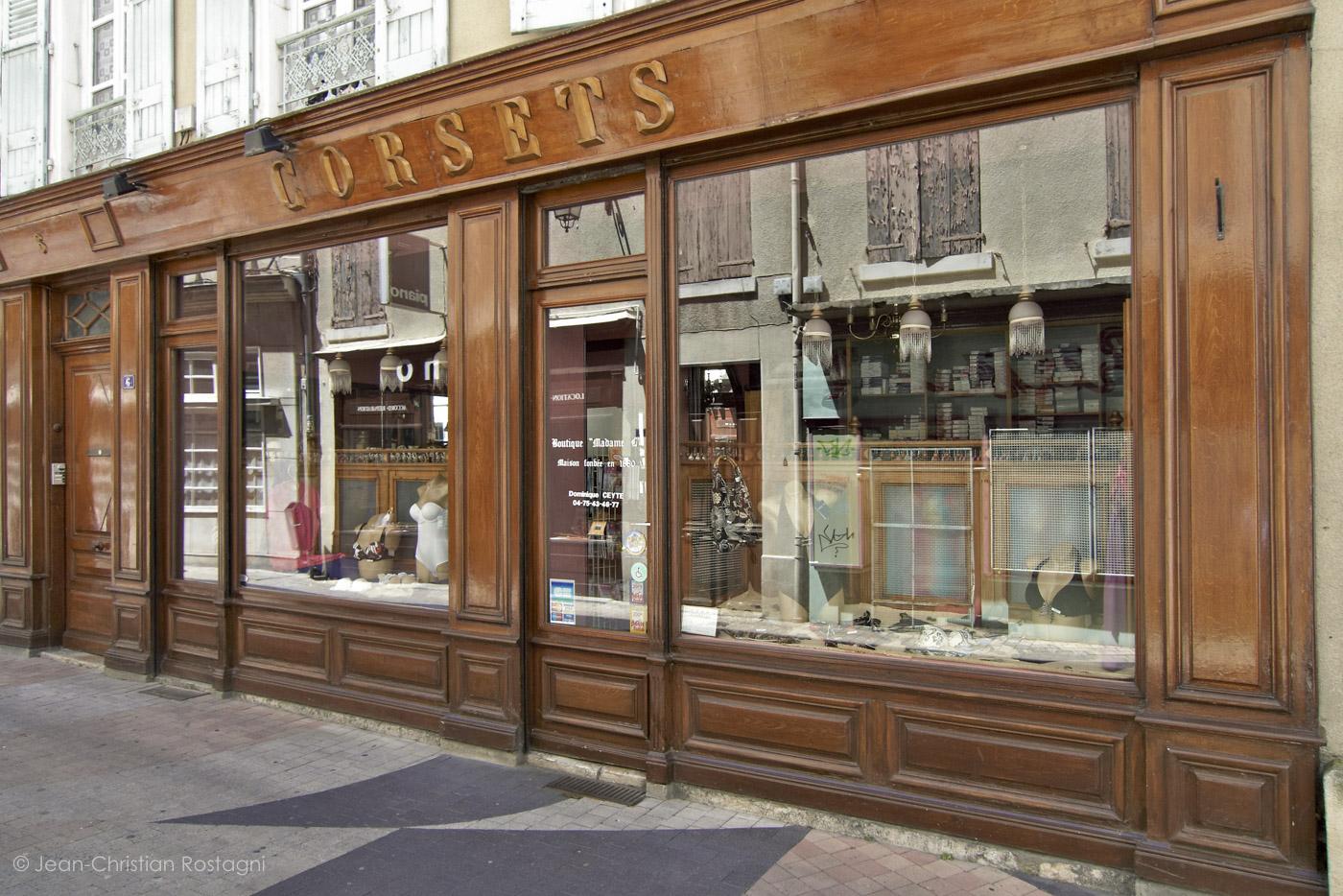 corsets, boutique