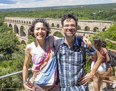 David and Brenna, Durham Cycles