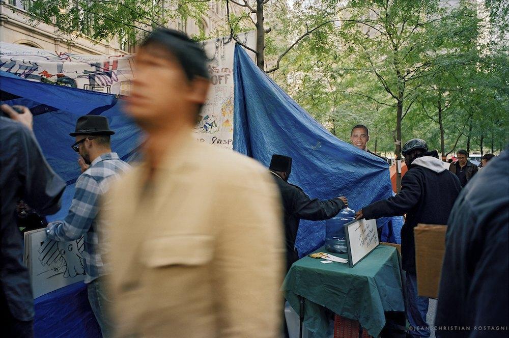 occupy wall street obama