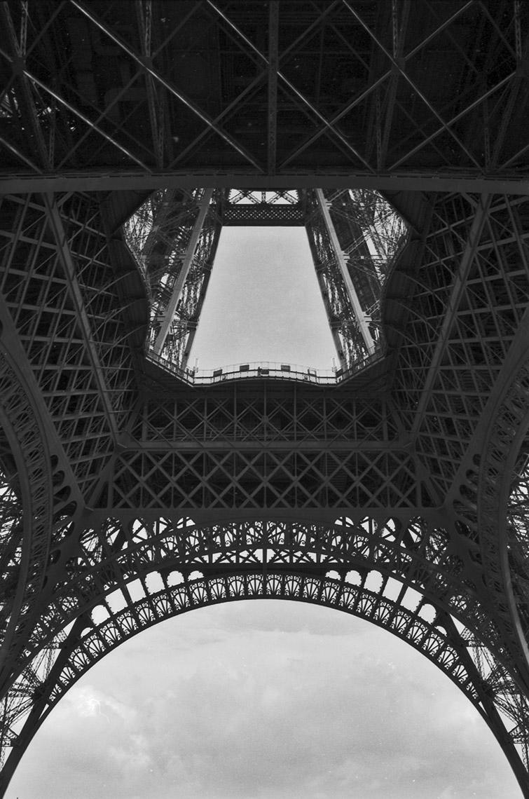 Eiffel tower, tour eiffel, paris, france