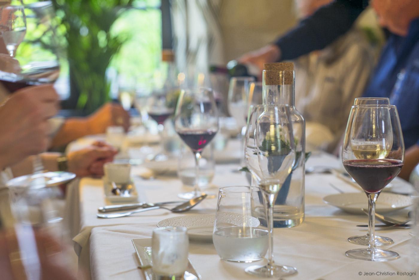 dinner, saint emilion, restaurant