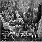 Rockefeller tower view