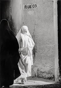 Mezabite woman, ghardaia, algeria