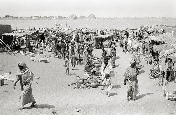 Marché Niger