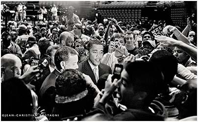 Barack Obama 2008 Primary
