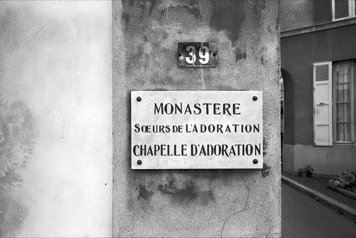monastere, gay-lussac, paris