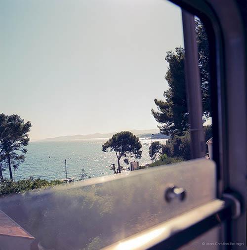 riviera, train