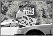 fidel castr right wing iraq