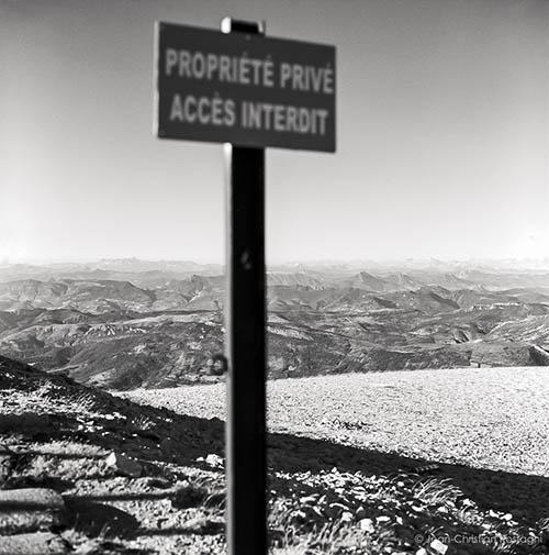 Mont Ventoux, alps