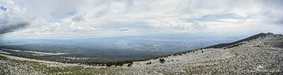 Rhone Valley, mont ventoux