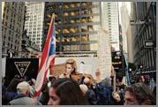 Occupy Wall Street Broadway