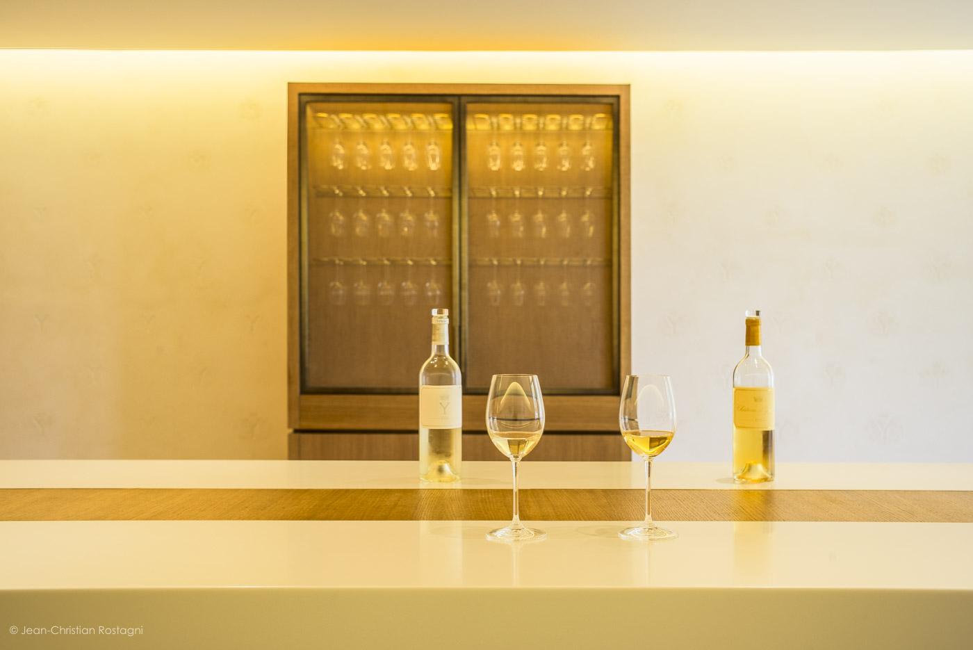 Chateau d'Yquem, wine tasting